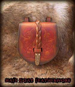 Viking Wyrm Pouch