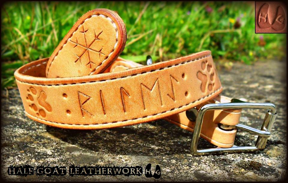'Riley' Collar