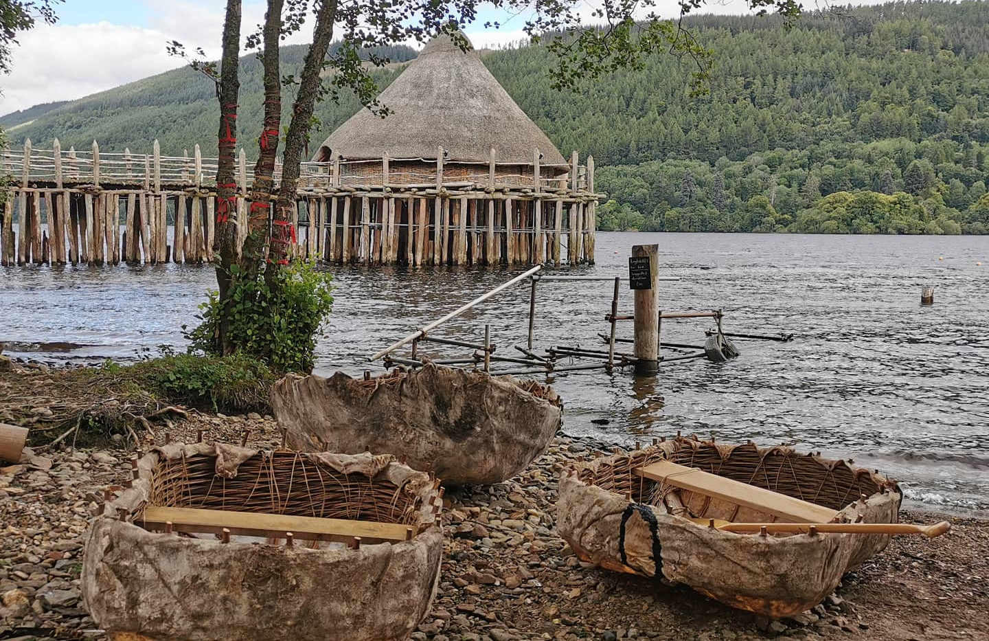 complete coracles