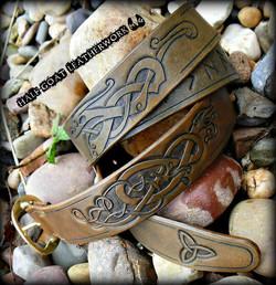 Norse Knotwork Belt