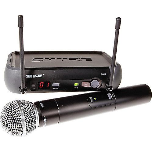 Shure PGX24/SM58 Handheld Wireless System