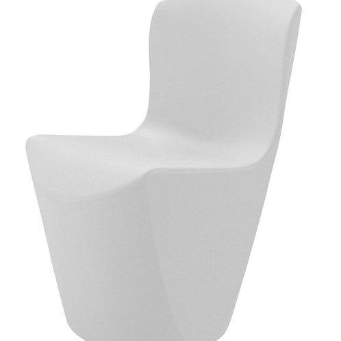 Chaise lumineux Slide design Zoe design