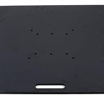Embase lourde carré pour structure