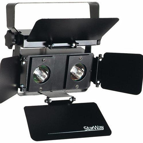 CLAP500 blinder 500W pour 2 lampes ENH