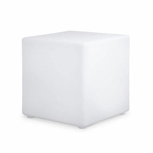 Cube lumineux LED 40cm  résistant à l'eau