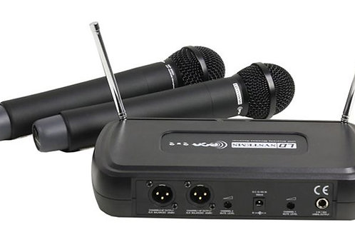 Deux micro HF LD system ECO 2