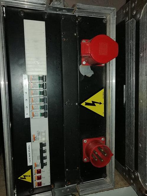 Armoire de distribution 32 Ampéres
