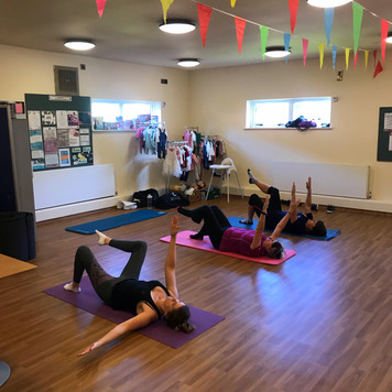 Pilates Class @ The Leegate Centre