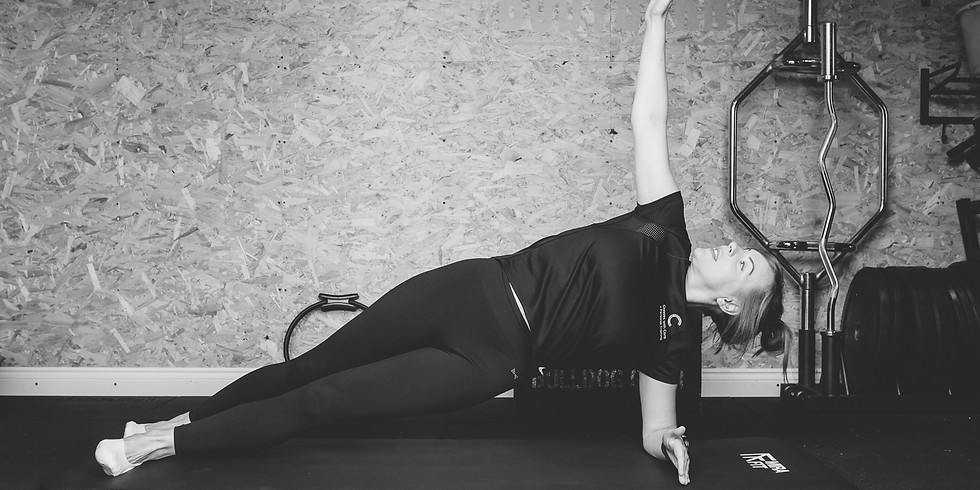 Power Pilates at Love2Stay