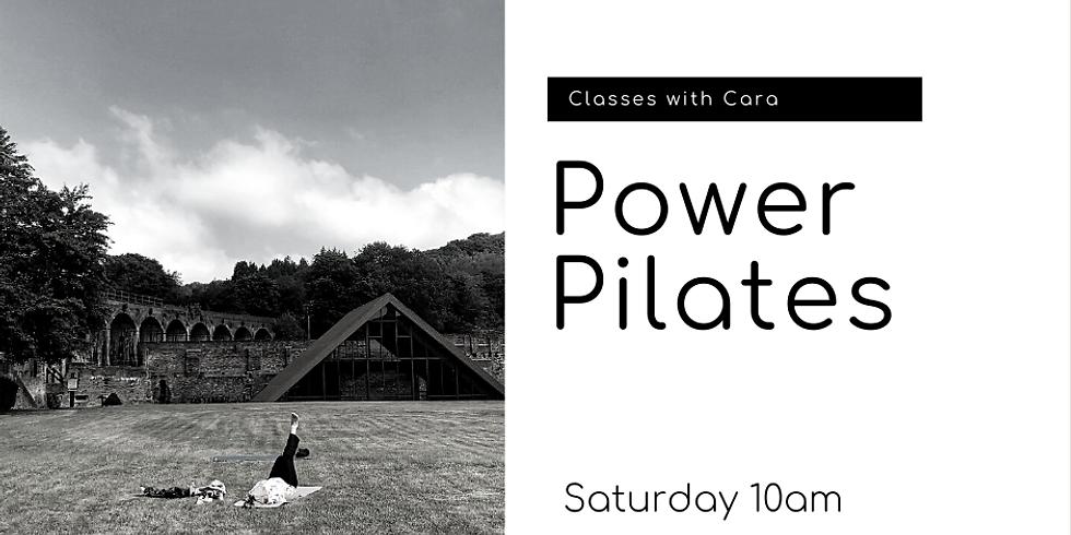 Power Pilates - Friday 10am