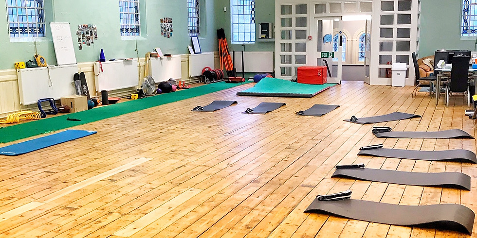 Pilates @ No Gym Required