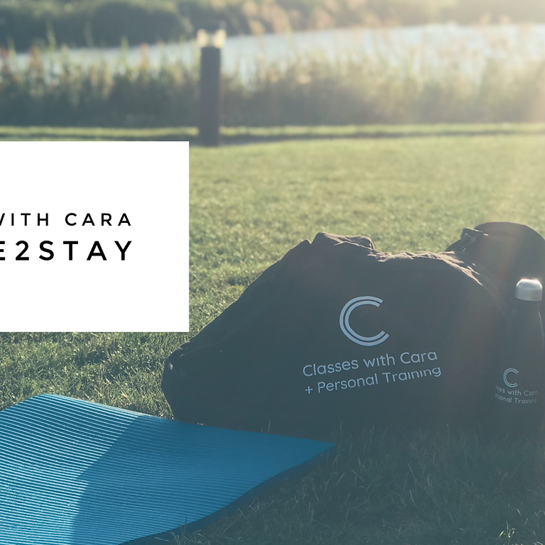 Classes with Cara @ Love2Stay