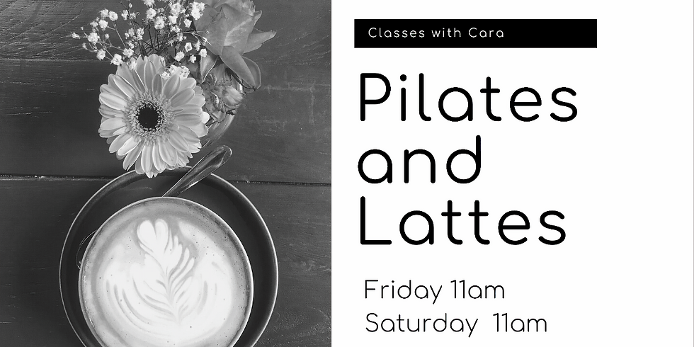 Pilates and Lattes - Friday 11am