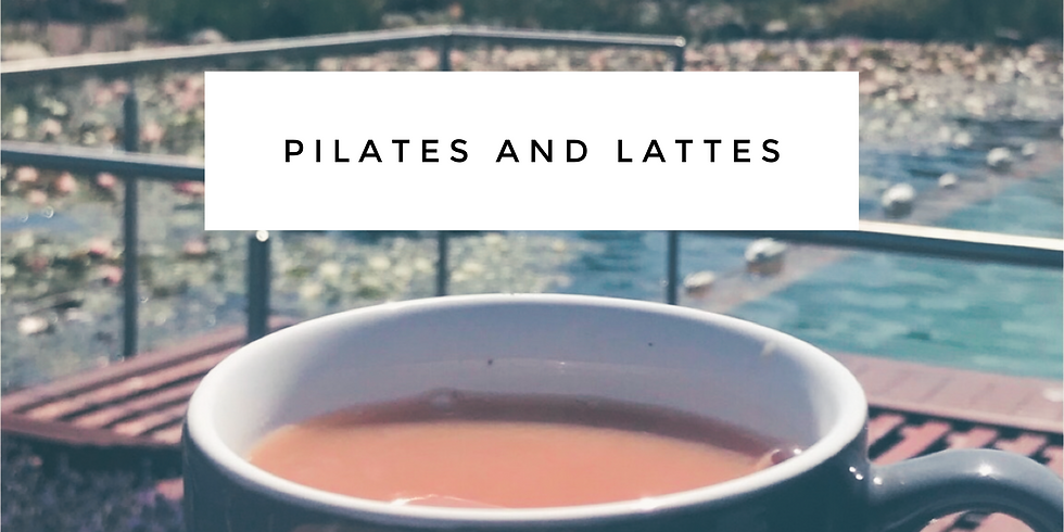 Pilates and Lattes at Love to Stay