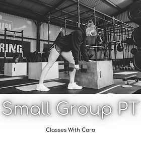 Classes with Cara + Personal Training.pn