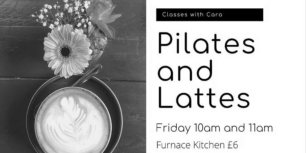Pilates and Lattes 10am
