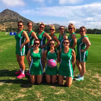Hotshot Netball Team