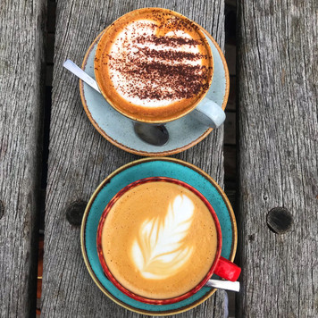 Pilates and Lattes