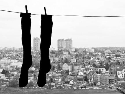 The Sock-Seller's Socks,                           The Plum-Picker's Plums
