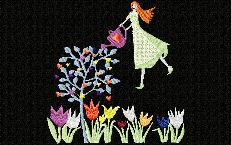 fée tulipe