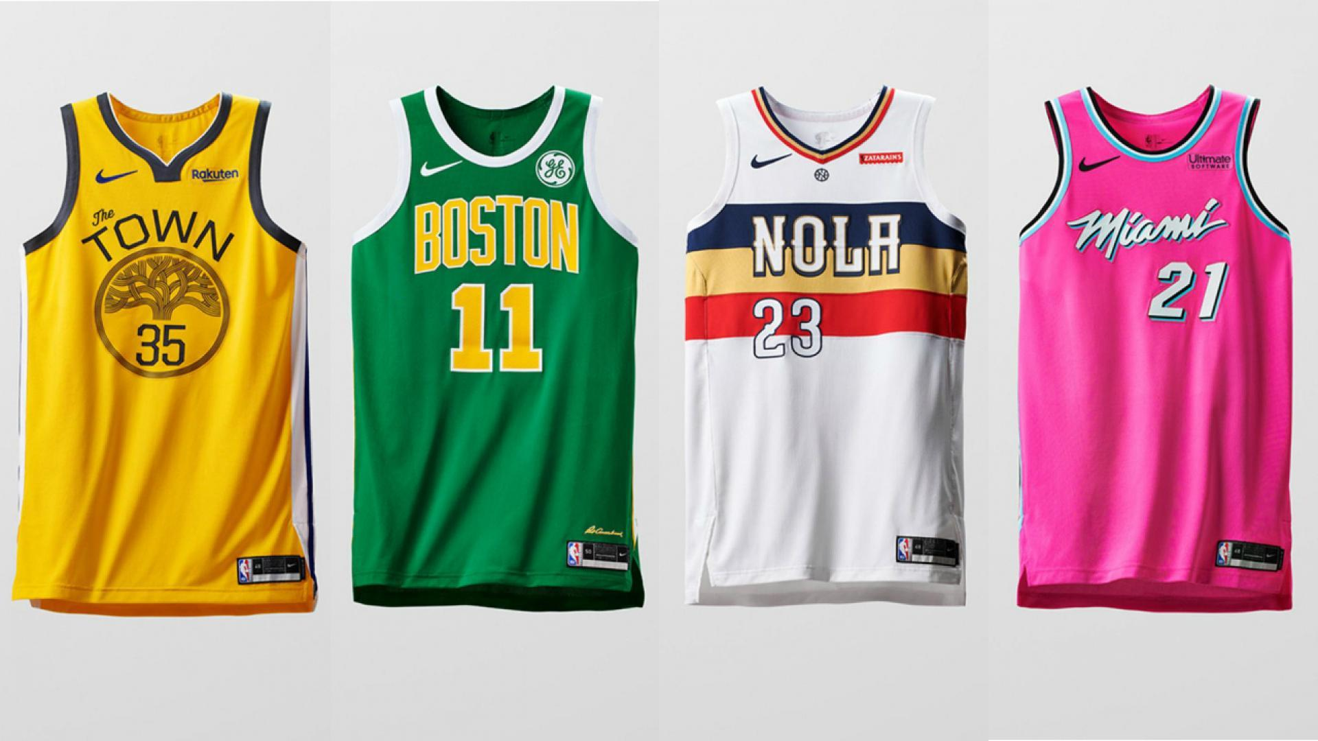 "c25119d84b1 Ranking Every New NBA ""Earned"" Jerseys 