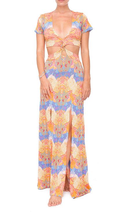 Sierra Twisted Dress