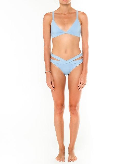 Ash Double Strap Bikini Top