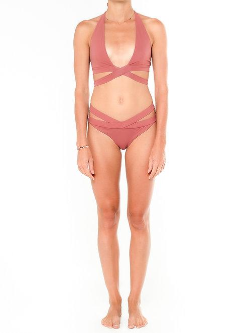 Melrose Crisscross Bikini Bottom