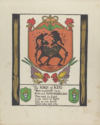 """Marie Duval """"The Kings of Koo"""""""
