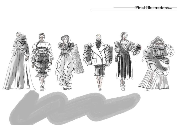 Final Line Up Illustrations