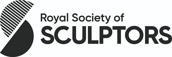 RoyalSocietyOfSculptors_Logo_ShinyBlack_