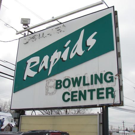 RAPIDS BOWLING CENTER