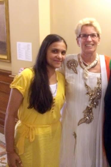 Kathleen Wynne - Ontario Premier
