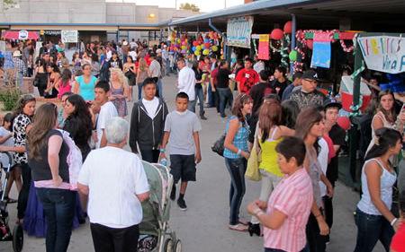 Fiesta de los Guerreros 2011