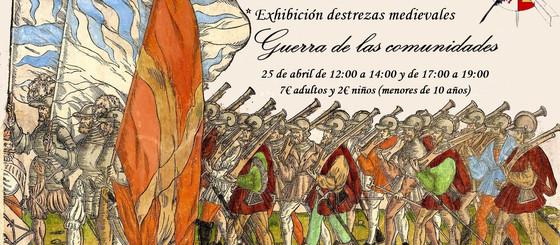 """""""V Centenario de la Guerra de las Comunidades"""""""