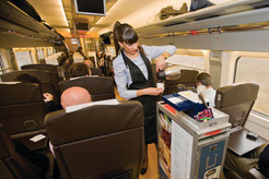 On board services