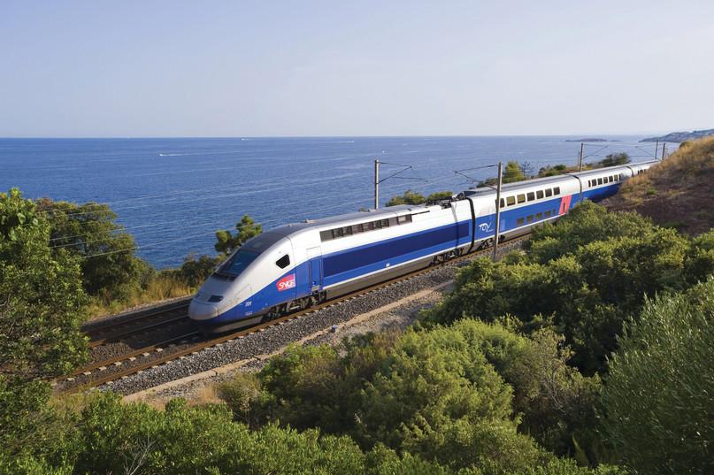 France-Spain High Speed Euroduplex