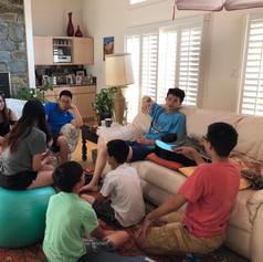 Teens Group