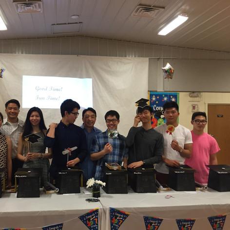 Graduation Party 2017