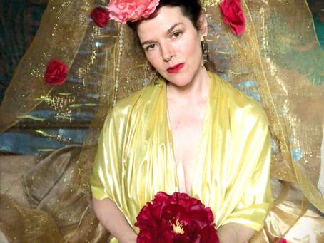 the Golden Vulva of Unconditional Love