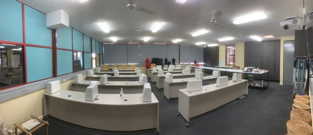Mackillop College Sewing Room Refurb