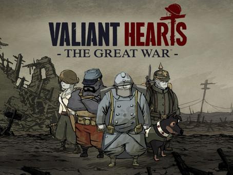 Dojmy z hraní: Valiants Hearts - The Great War