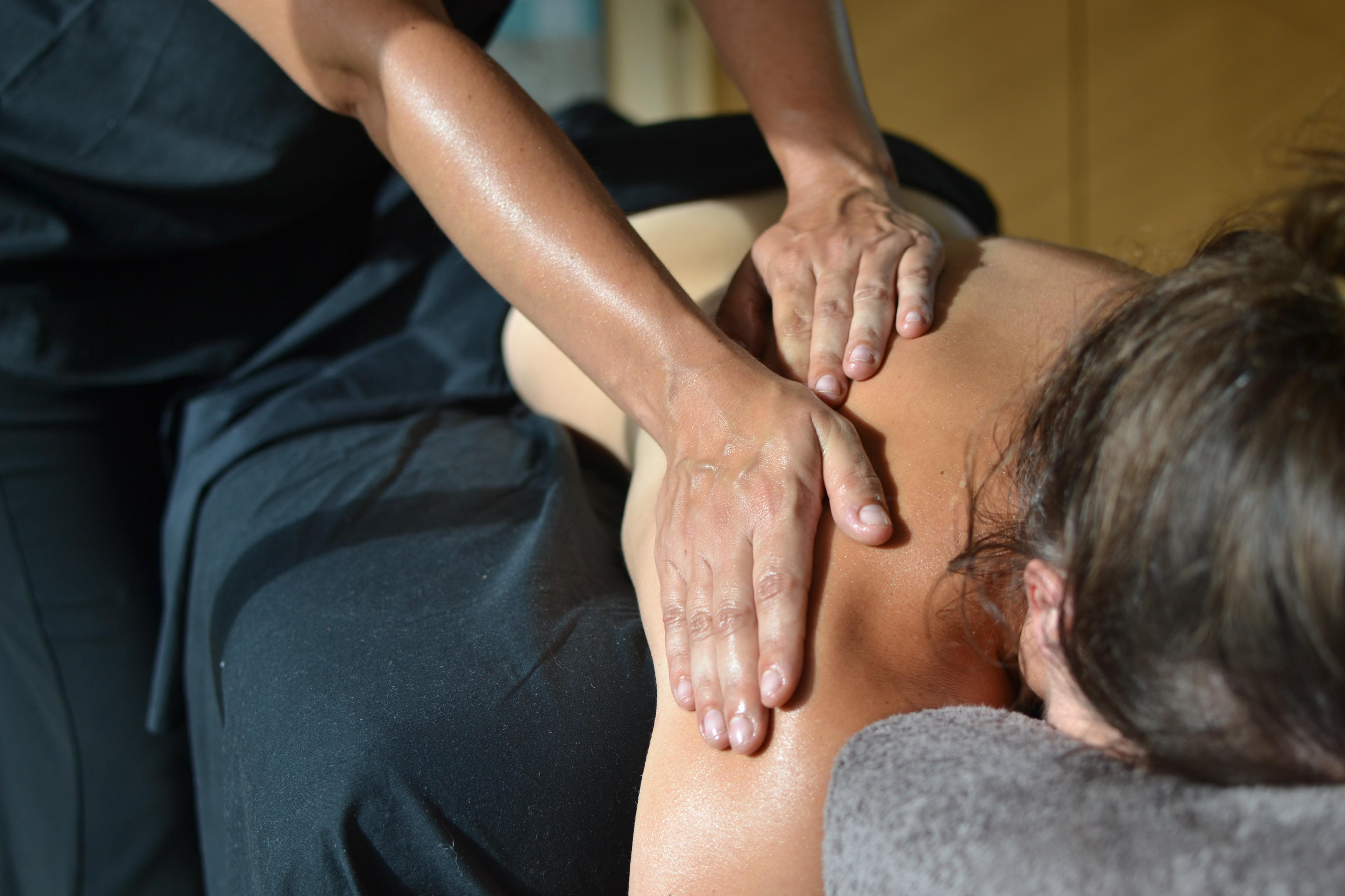 Le massage relaxant 1h