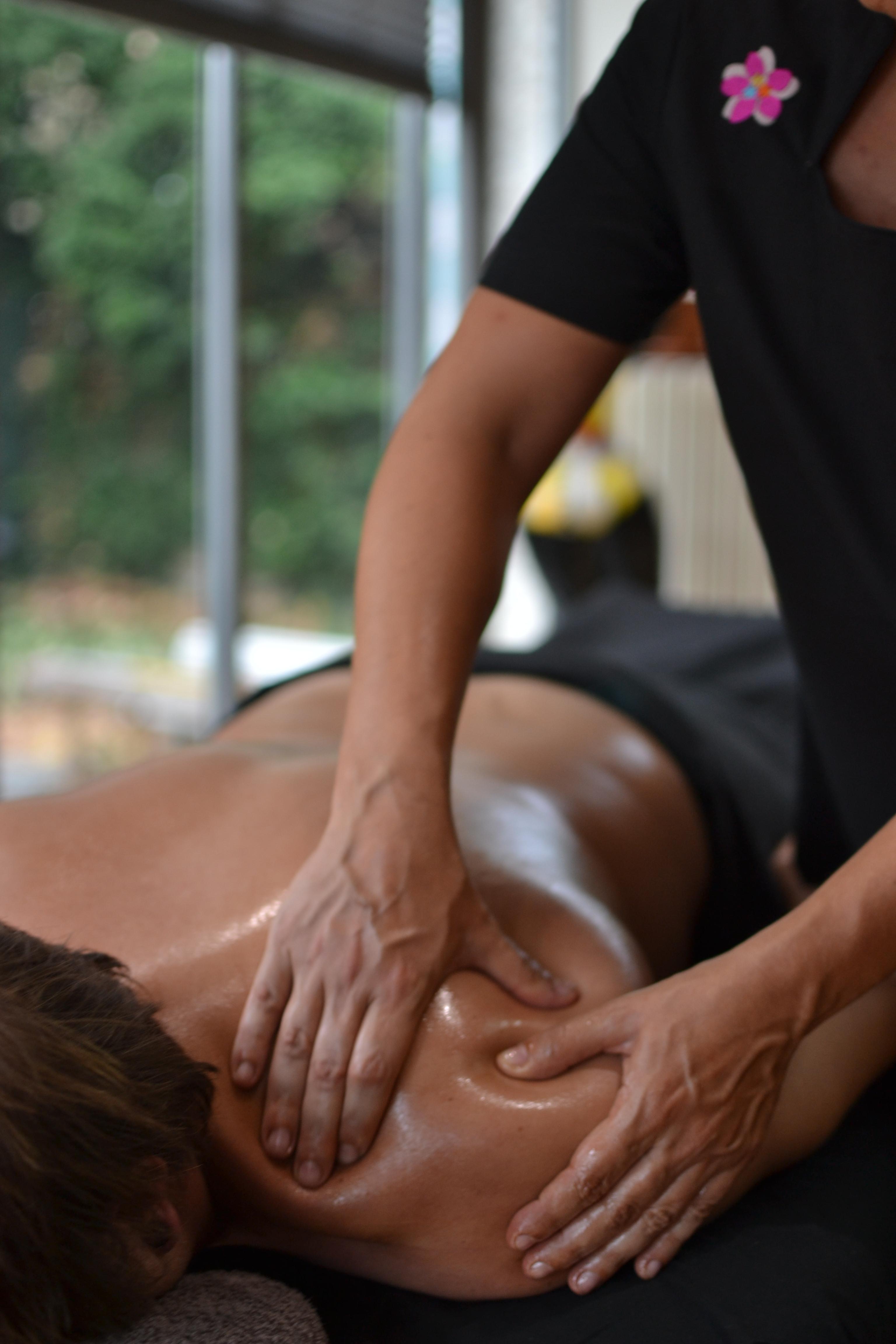 Le massage suédois 1h