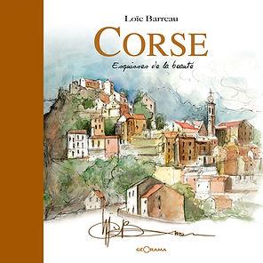 de Pages en Plages   Corse, esquisses de la beauté