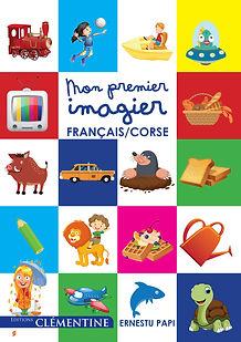 de Pages en Plages | Mon premier imagier Français/Corse
