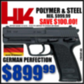 HK USP .45ACP