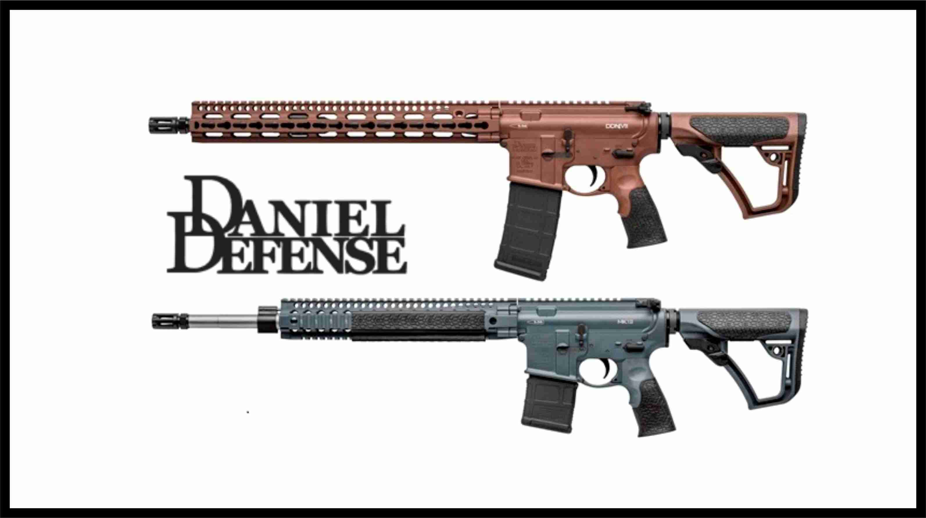 DANIEL DEFENSE AR RIFLES