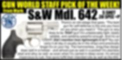 S&W MODEL 642