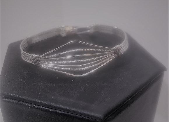 Sterling Silver Wrap Bracelet